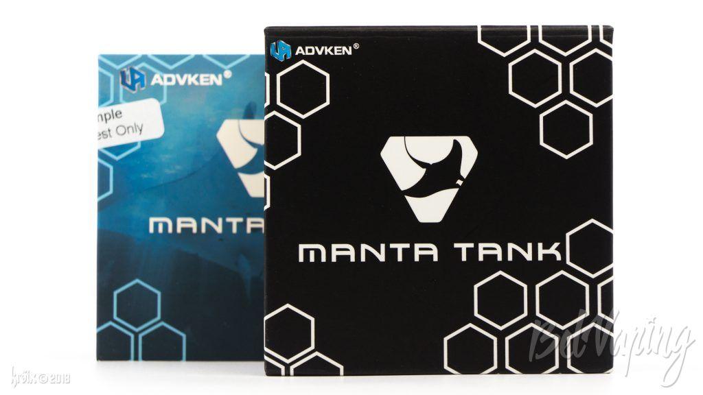 Упаковка ADVKEN Manta Tank