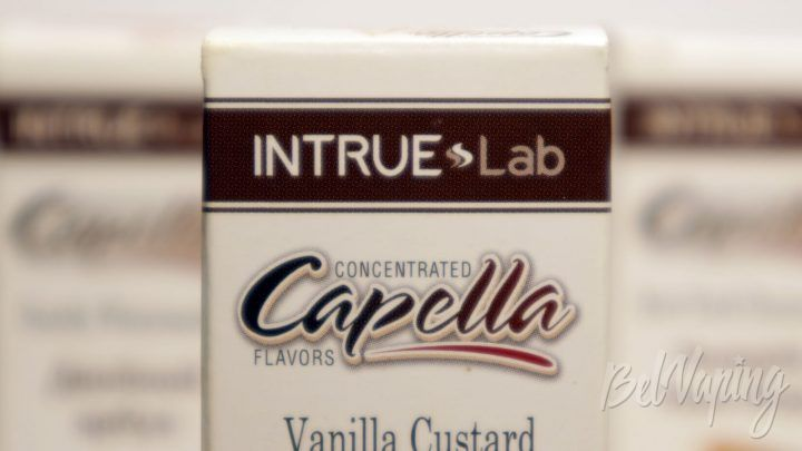 Обзор ароматизаторов Capella от INTRUE Lab