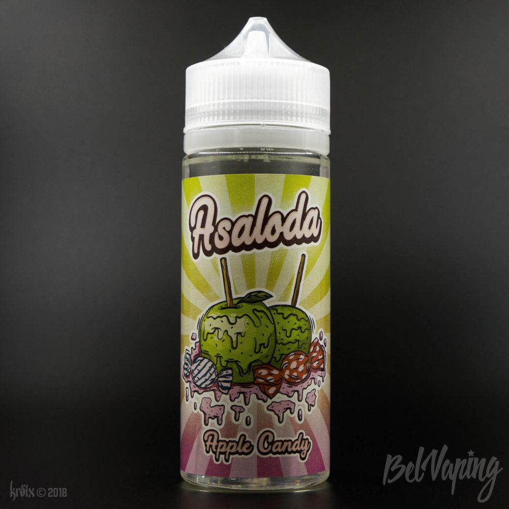 Жидкость Asaloda Apple Candy