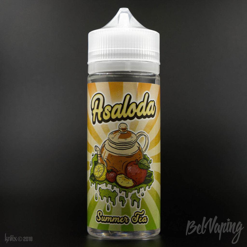 Жидкость Asaloda Summer Tea