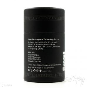 Упаковка Augvape BTFC RDA
