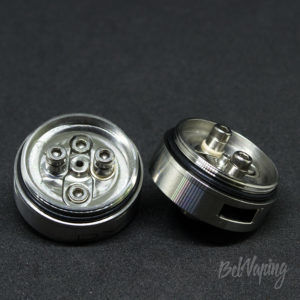 Базы Dvarw MTL RTA от Coppervape и Lysen