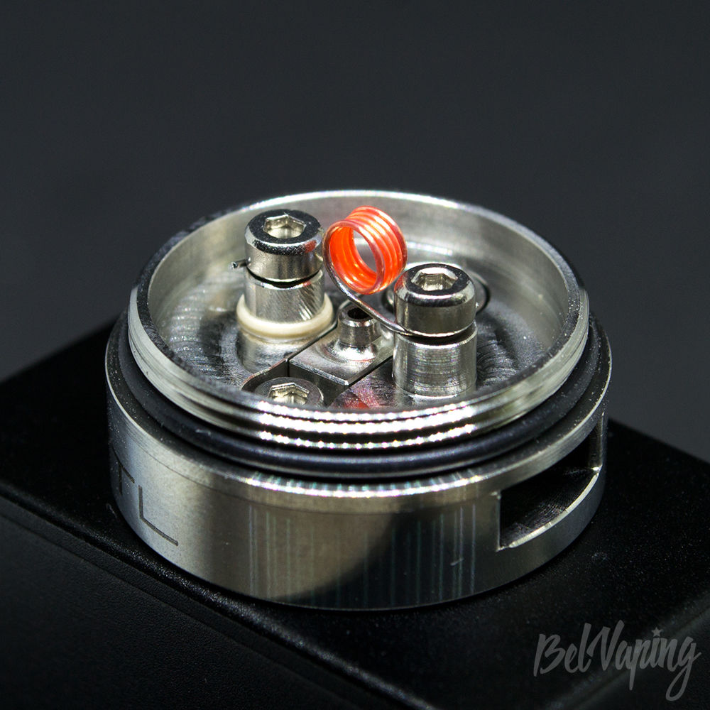 Намотка Dvarw MTL RTA от Coppervape и Lysen