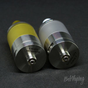 Коннекторы Dvarw MTL RTA от Coppervape и Lysen