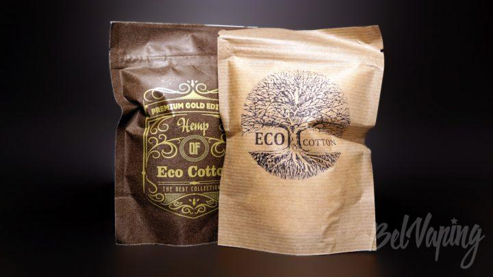 Обзор хлопка Eco Cotton и Hemp Eco Cotton
