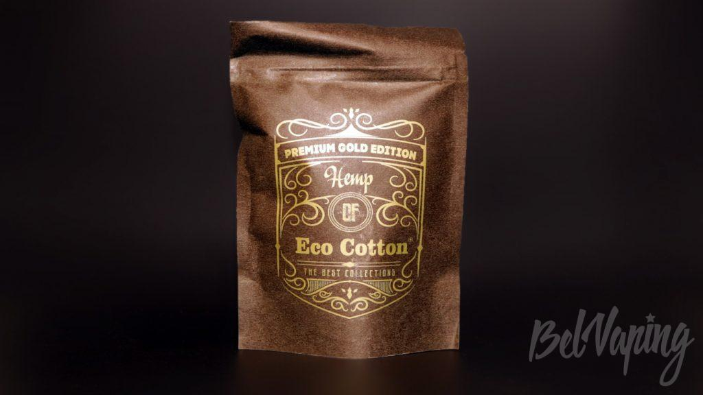 Hemp Eco Cotton - упаковка