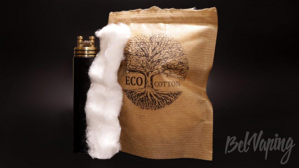 Eco Cotton - размер порционной полоски