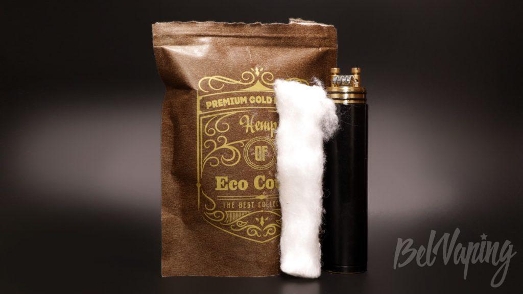 Hemp Eco Cotton - размер порционной полоски