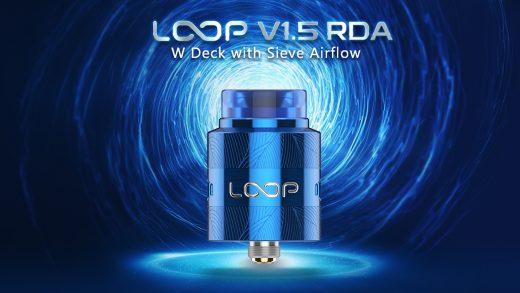 GeekVape Loop V1.5 RDA. Первый взгляд