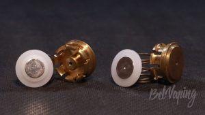 Механический мод El Thunder Lite - элементы кнопки