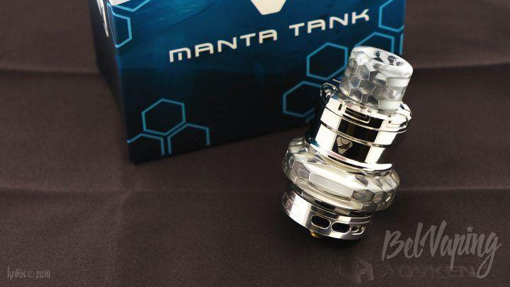 Обзор бака ADVKEN Manta Tank