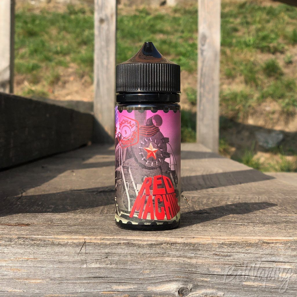 Жидкость Red Machine Лимонад «Крюшон»