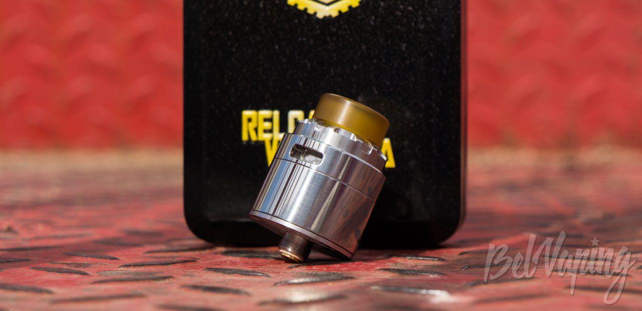 Обзор Reload X RDA