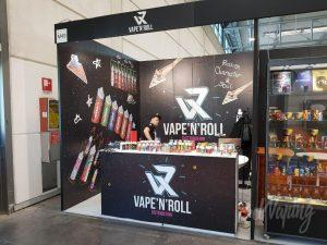 VAPE'N'ROLL на выставке VapItaly в Вероне