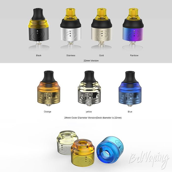 Цвета Vapefly Galaxies MTL RDA