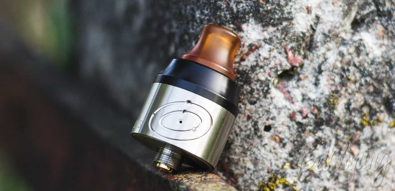Обзор дрипки Vapefly Galaxies MTL RDA