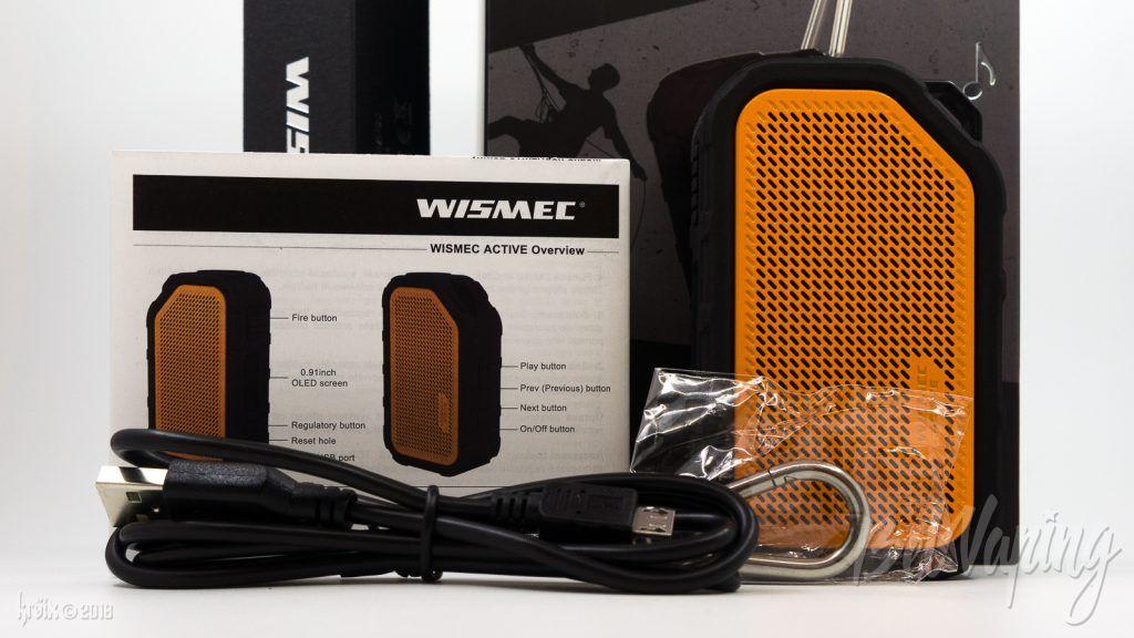 Комплект Wismec Active