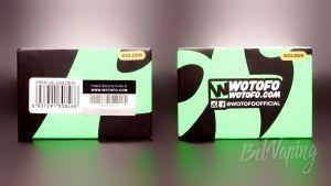 Wotofo PROFILE RDA - упаковка