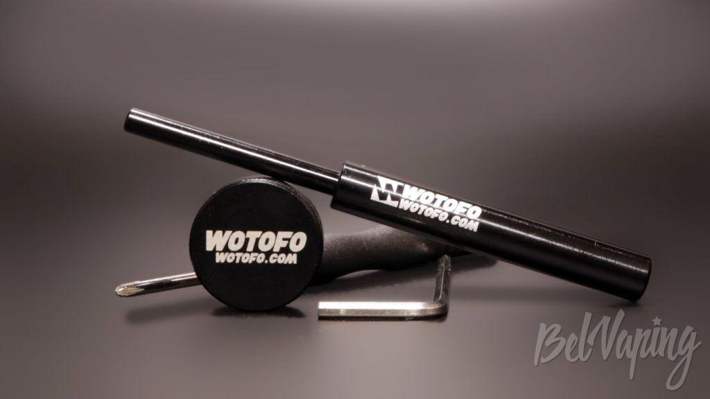 Wotofo PROFILE RDA - инструмент