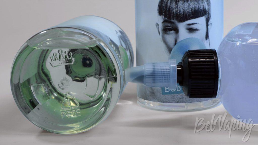 Жидкости BUBBLE-AM - формат флакона
