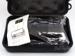 Упаковка Boxer 200W Squonk Box Mod SXK