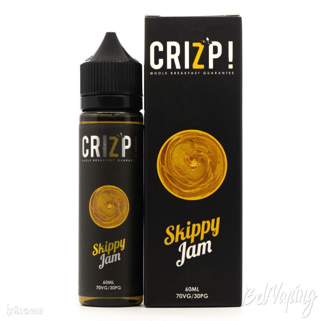 Жидкость CRIZP! Skippy Jam