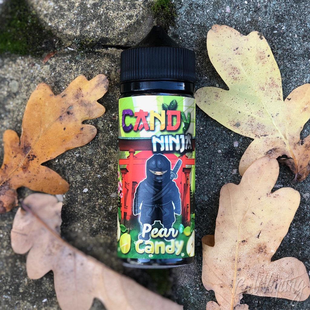 Жидкость Candy Ninja - Pear Candy