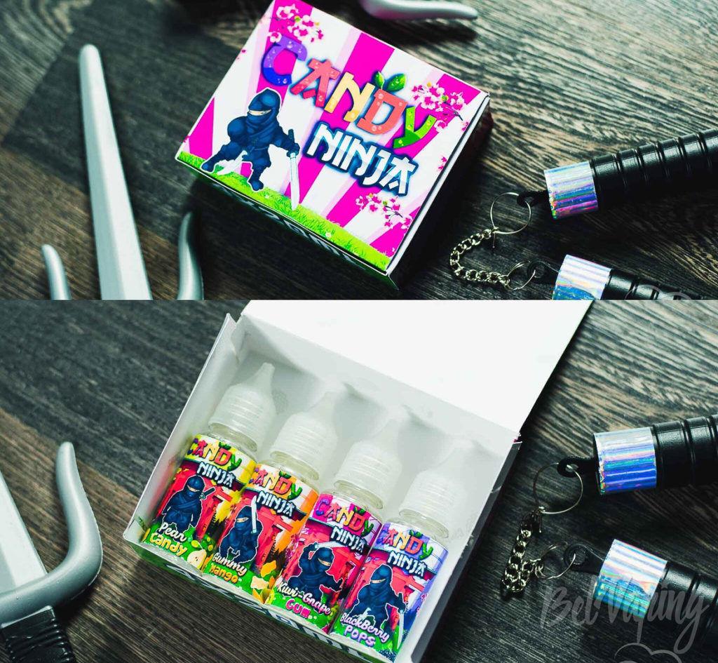Подарочный набор Candy Ninja