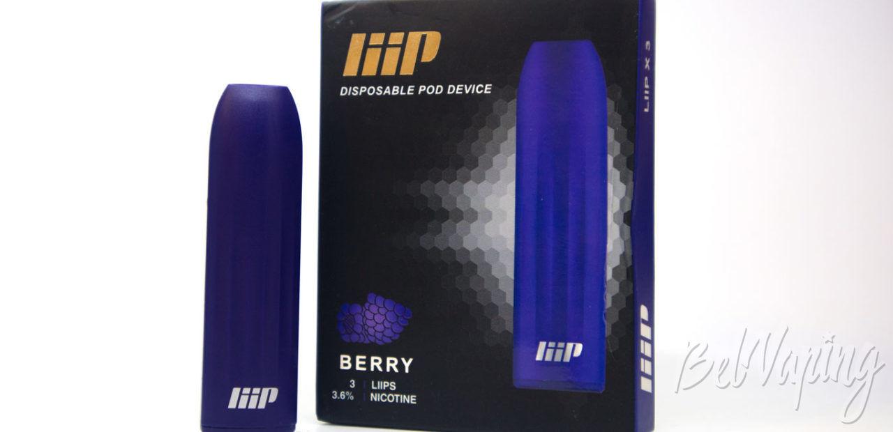 Обзор Digiflavor LiiP Disposable POD Device