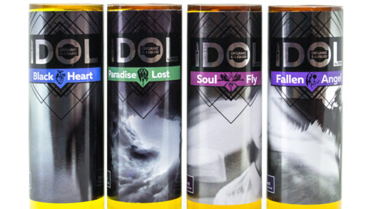 Обзор жидкости IDOL от компании DION