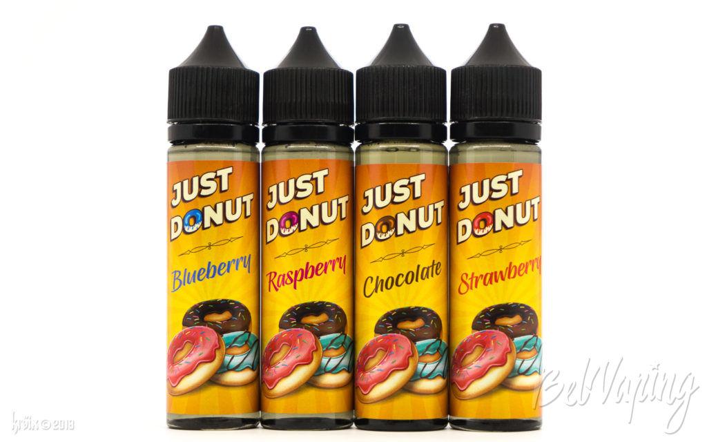 Линейка жидкости Just Donut от Insteam