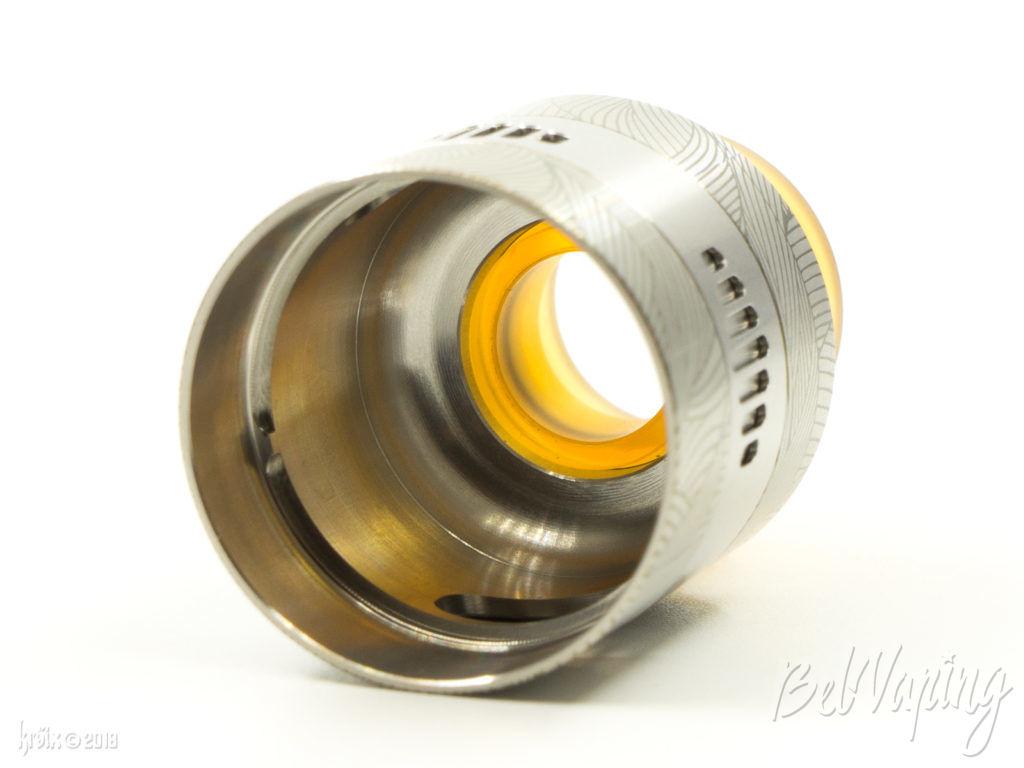 Купол испарительной камеры Loop RDA V1.5