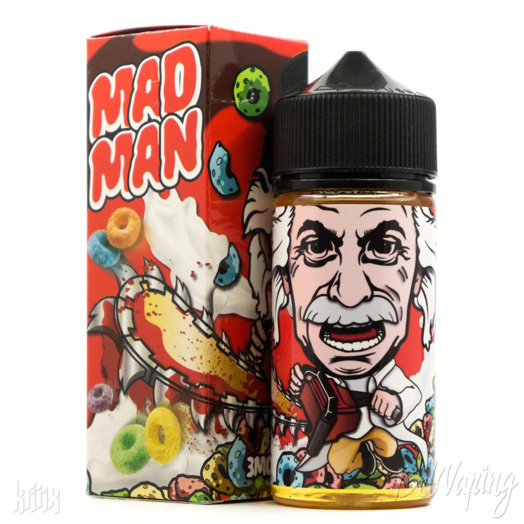 Жидкость Mad Man от Juice Man