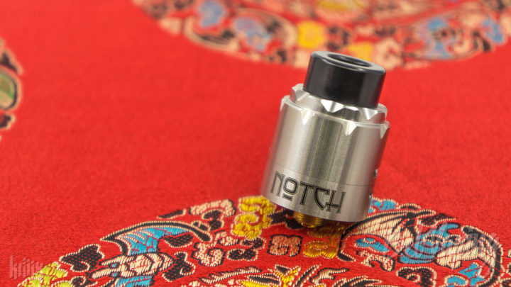 Обзор дрипки Notch Coil RDA от Advken