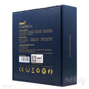 Упаковка набора Smoant Campbel Kit
