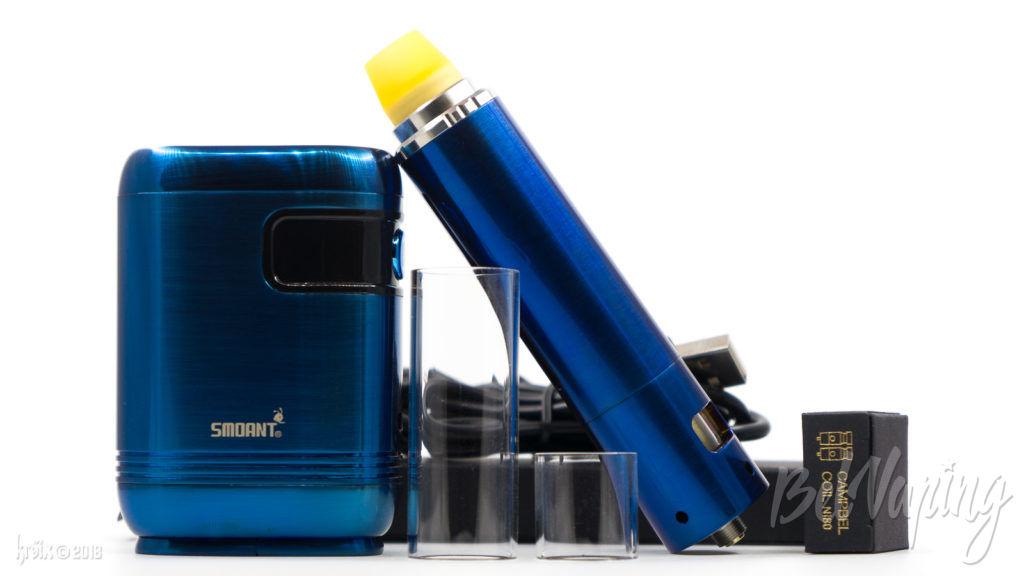 Комплект набора Smoant Campbel Kit