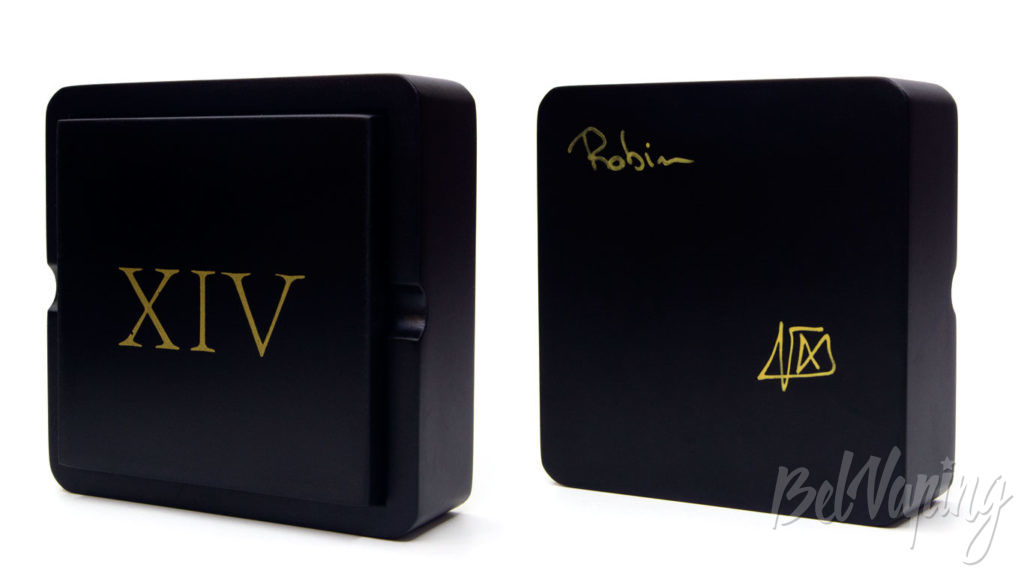 VoluteModz XIV RDA - упаковка