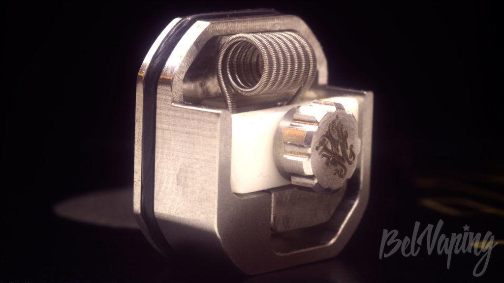 VoluteModz XIV RDA- установка спирали