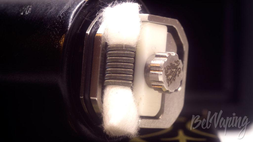 VoluteModz XIV RDA- укладка хлопка