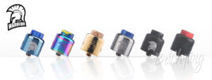 Wotofo WARRIOR RDA - варианты окраски