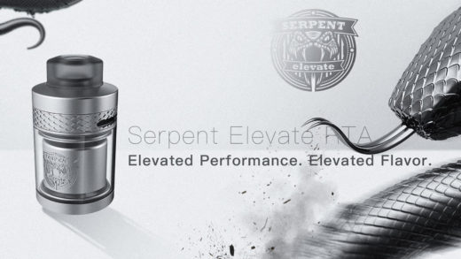 Wotofo Serpent Elevate RTA. Первый взгляд