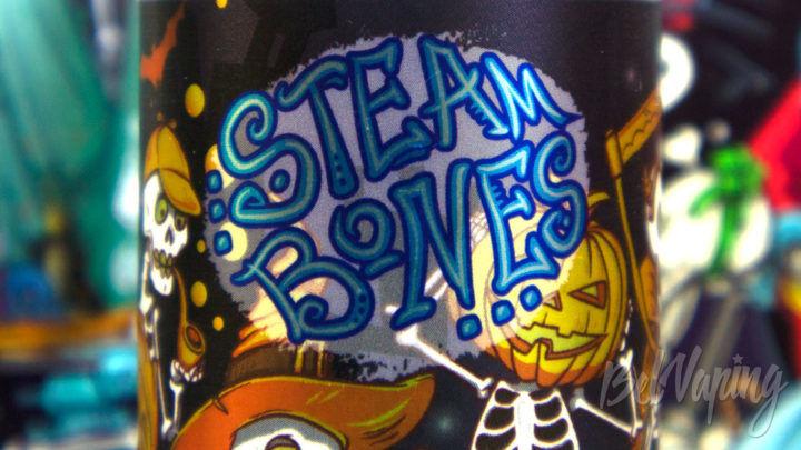 Обзор жидкости Steam Bones