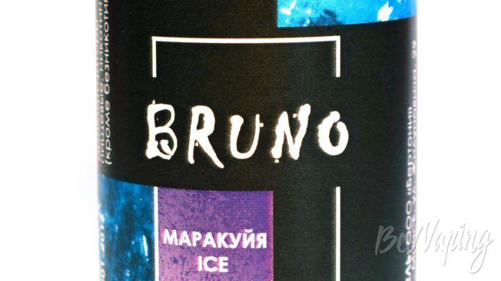 Обзор жидкостей BRUNO от El-Plaza