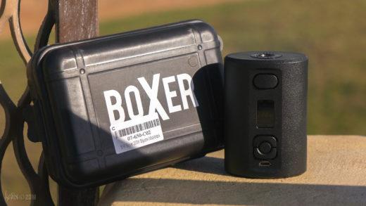 Обзор боксмода Boxer 200W Squonk Box Mod SXK