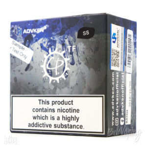 Упаковка Advken CP TF RTA