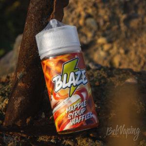 Новая жидкость BLAZE