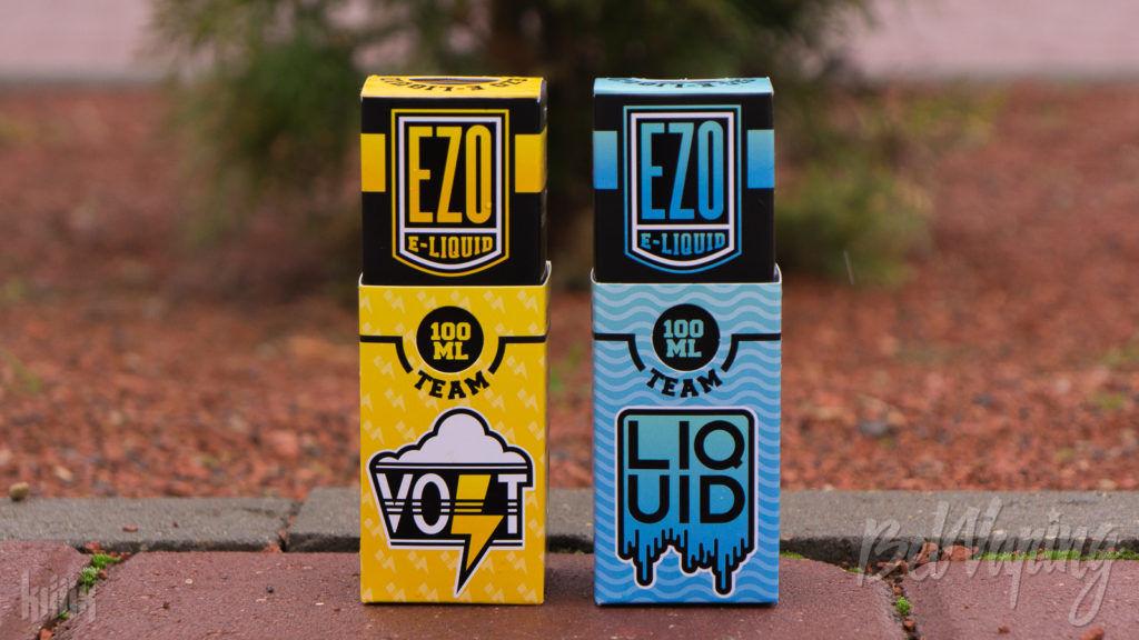 Жидкости EZO E-LIQUID