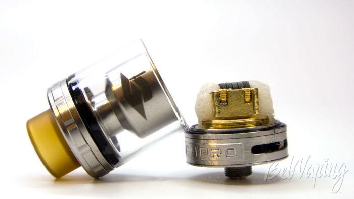Ehpro BACHELOR X RTA - укладка хлопка