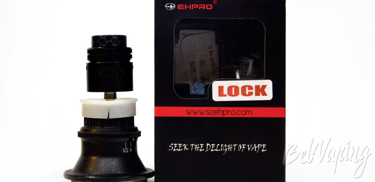 Обзор Ehpro LOCK RDA