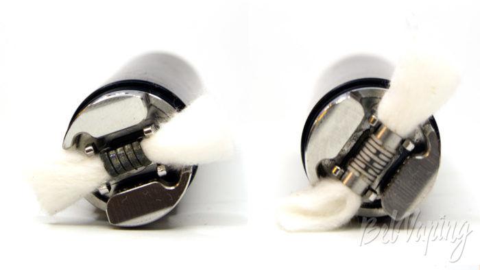 Ehpro LOCK RDA - укладка хлопка